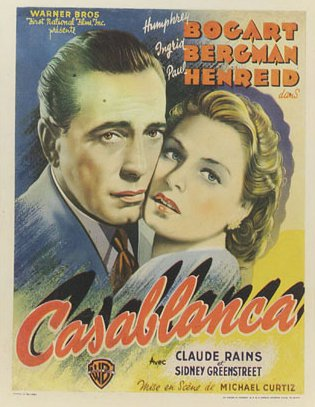 casablanca and the classic hollywood era essay More essay examples on love rubric lazlo on the other hand was a patriotic hero he was a czech resistance leader who escaped from a nazi concentration camp and came to casablanca to get the letter of transit so that he can go back to america and work for his movement.