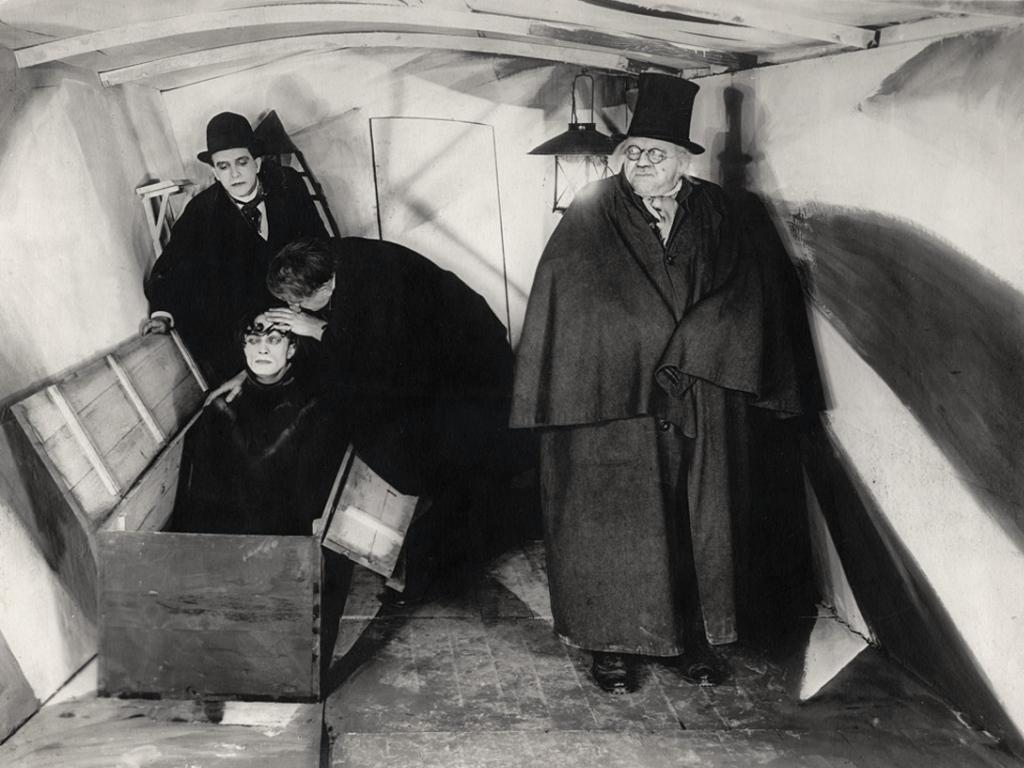 ciclo o expressionismo alem 227 o o gabinete do dr caligari 1919 assim era