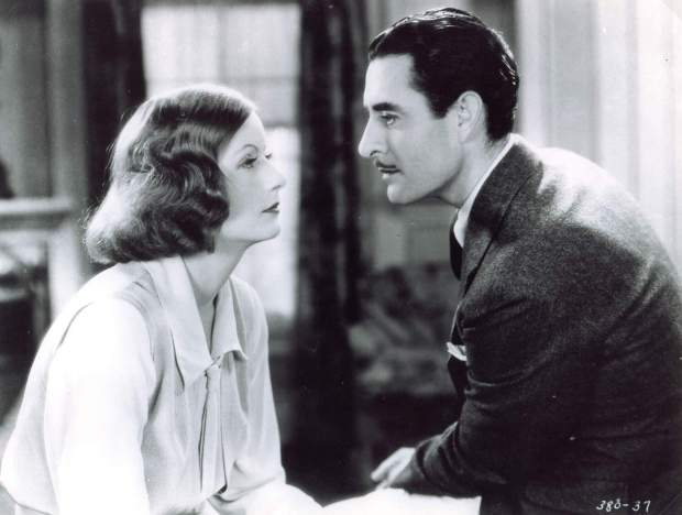 Greta Garbo in 'A Woman of Affairs', by James Manatt, 1928
