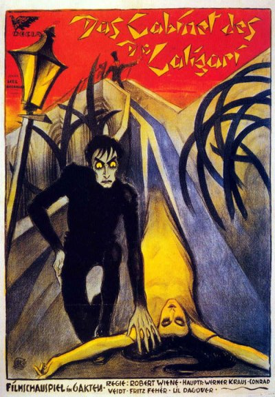 caligari-poster