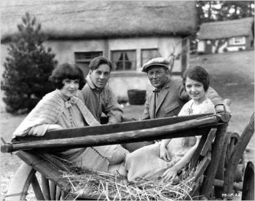 Friedrich Wilhelm Murnau, George O'Brien, Janet Gaynor, Margaret Livingstone 1