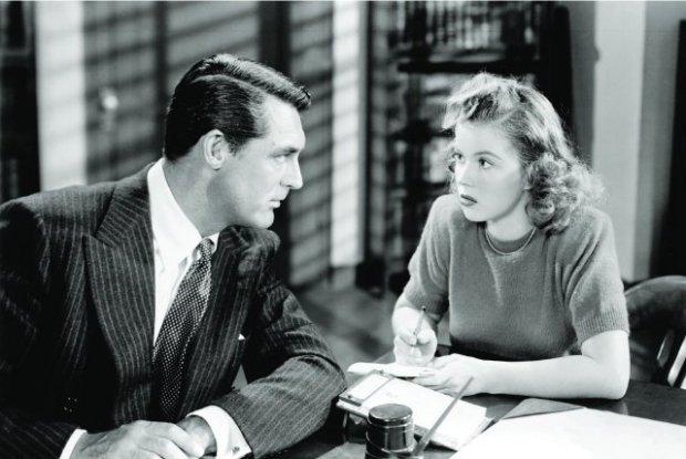 Shirley com Cary Grant 1