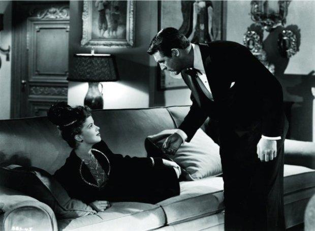 Shirley com Cary Grant 2
