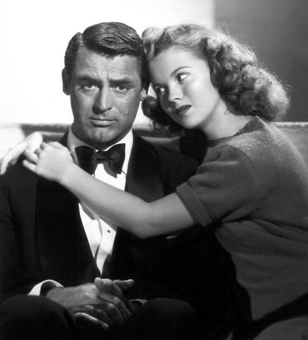Shirley Temple Cary Grant
